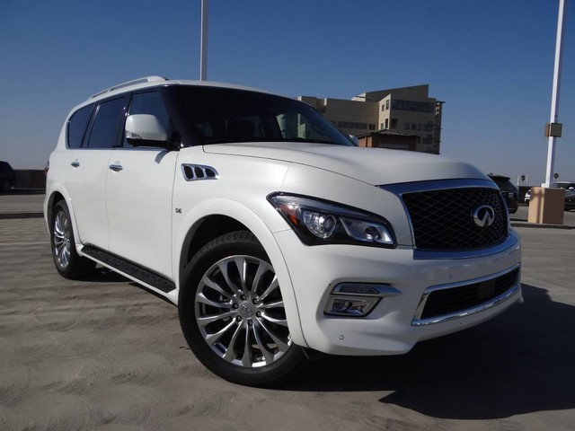 Pre-Owned 2015 INFINITI QX80  Rear Wheel Drive SUV
