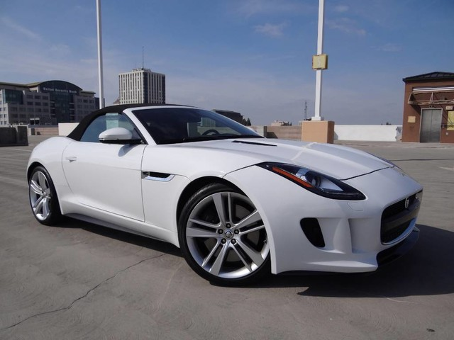 Certified Pre-Owned 2014 Jaguar F-TYPE V8 S
